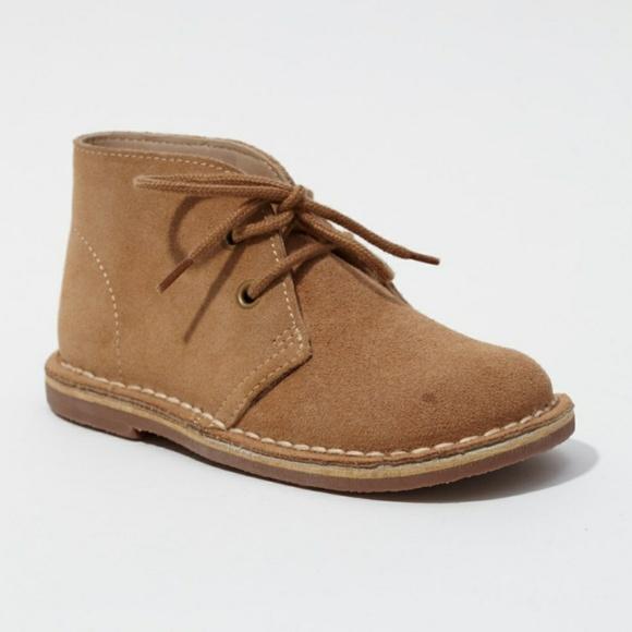 La Coqueta Kids Desert Boots